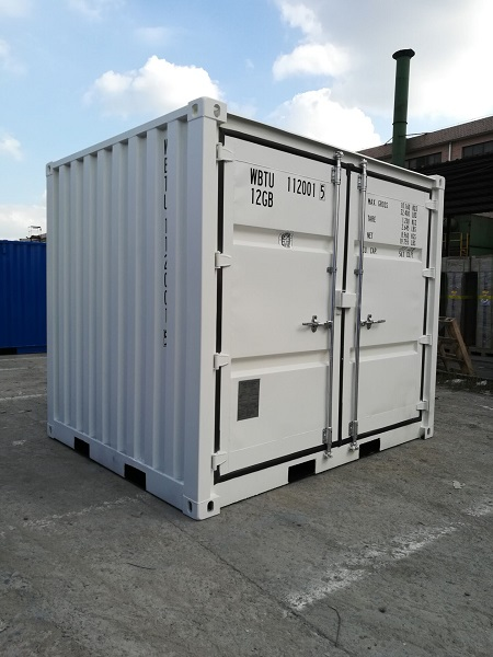 10' Container - 8'6'' - Type Full Side Access - 1-Zijde Open