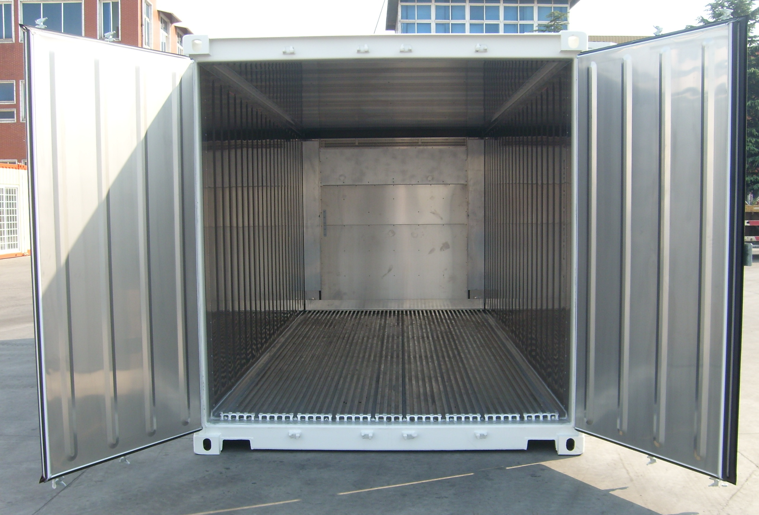 20 container 86quot type reefer
