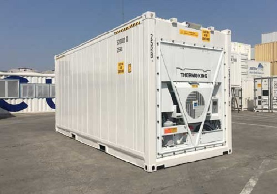 20' Container - 9'6'' - Thermoking