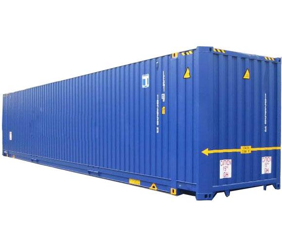 Bildergebnis für 45 high cube container
