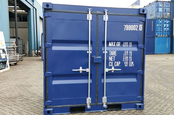 4' Container - 7'3