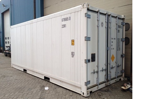 20' Container - 8'6'' - Type Koel-/Vries - Model Carrier