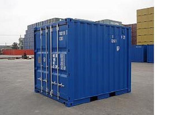 Container 10ft Droge box 2.59 meter Hoog