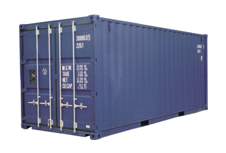 Containerpositioning